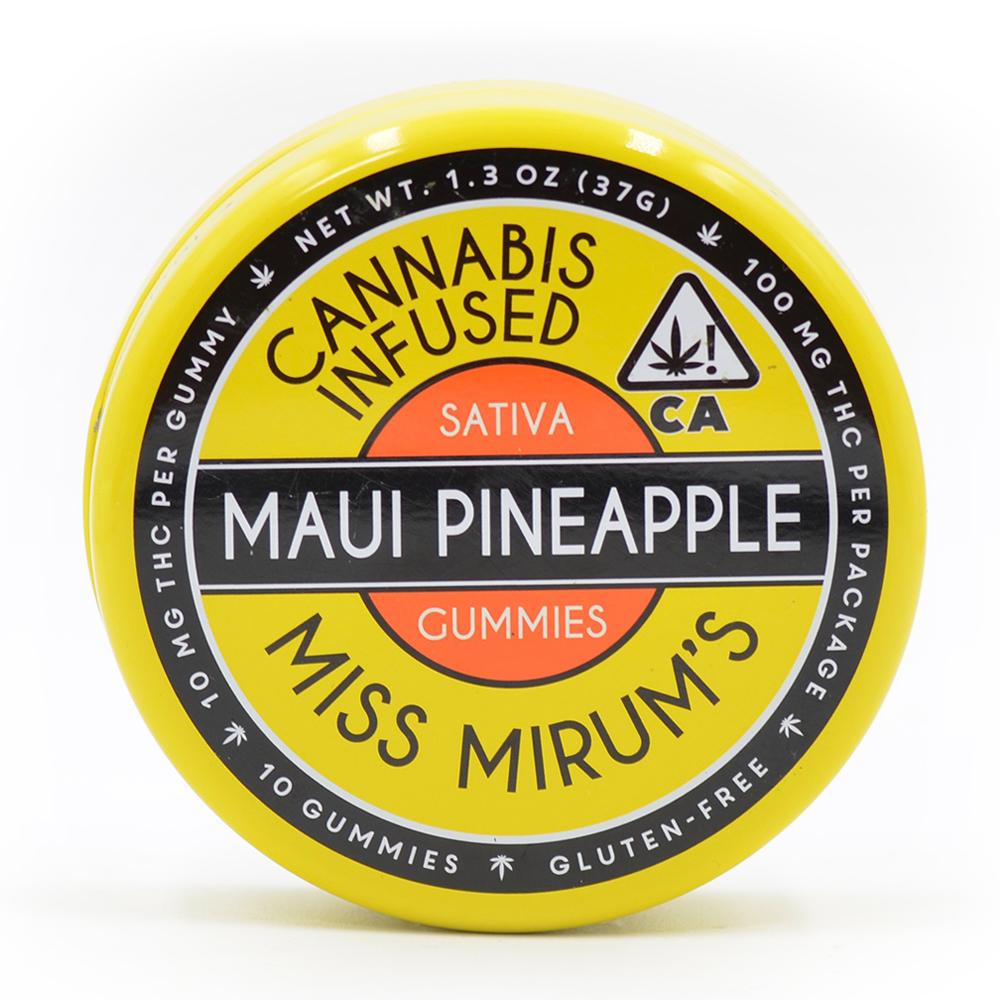 Miss Mirum's Maui Pineapple