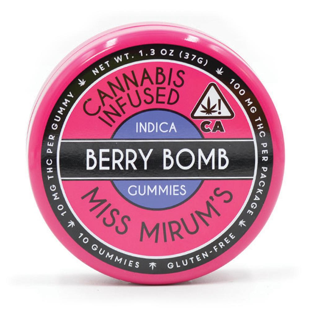 Miss Mirrum's Berry Bomb