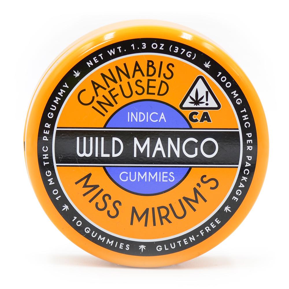 Miss Mirum's Wild Mango