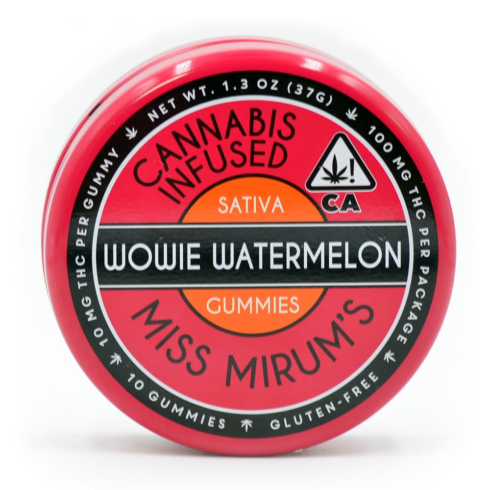 Miss Mirrum's Wowie Watermelon